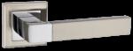 Ручки на розетах USK A-60037 (BN/NP)