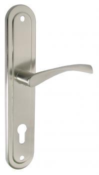 Ручки на планке для металлической двери купить оптом, ручки дверные на планке