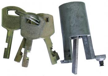 цилиндр для накладного замка