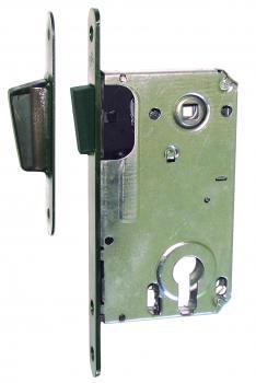 Корпус замка USK МAB85*50 (магнитный), замок врезной, замок дверной купить оптом