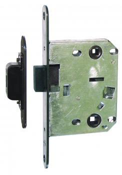 Межкомнатный магнитный механизм МAB70*50, магнитная дверная защелка купить оптом
