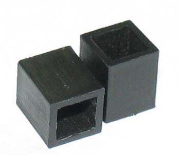 Вставка пластиковая 6*8мм купить оптом, адаптор 6*8мм для поворотного механизма