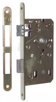 Межкомнатный механизм WC 50*72, механизм дверной, защелка дверная купить оптом