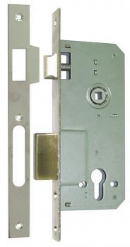 Замка входной двери USK 6005R-R купить оптом Киев, zamki, ruchki, dveri