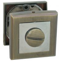 Накладка-поворотник USK Z-60WC AB/CP купить оптом, поворотник санузловый